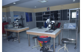 Institute of Opthalmology segment such as Cataract, Glaucoma, Cornea, Paediatric Ophthalmology, Caterac Surgery, strabismus and Vitreo Retina.